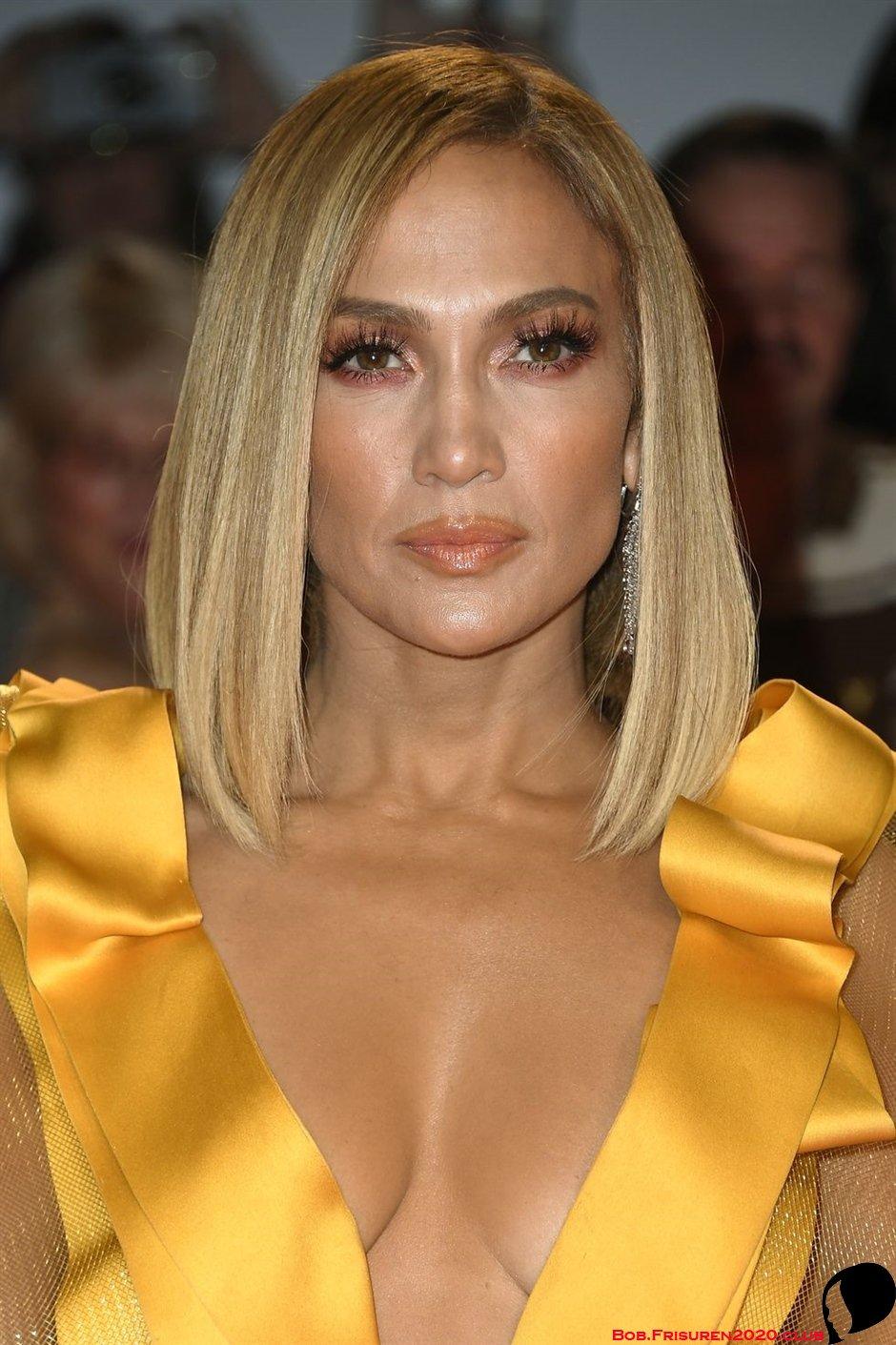 Neue Bob Frisuren Jennifer Lopez