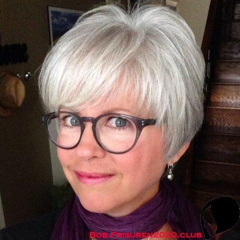 Frische Frisuren für 50 Jahre